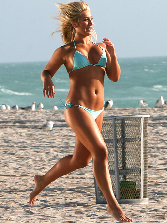Brooke Hogan Says Not Yet