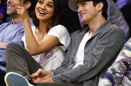 mila kunis and ashton kutcher daughter Wyatt Isabelle Kutcher