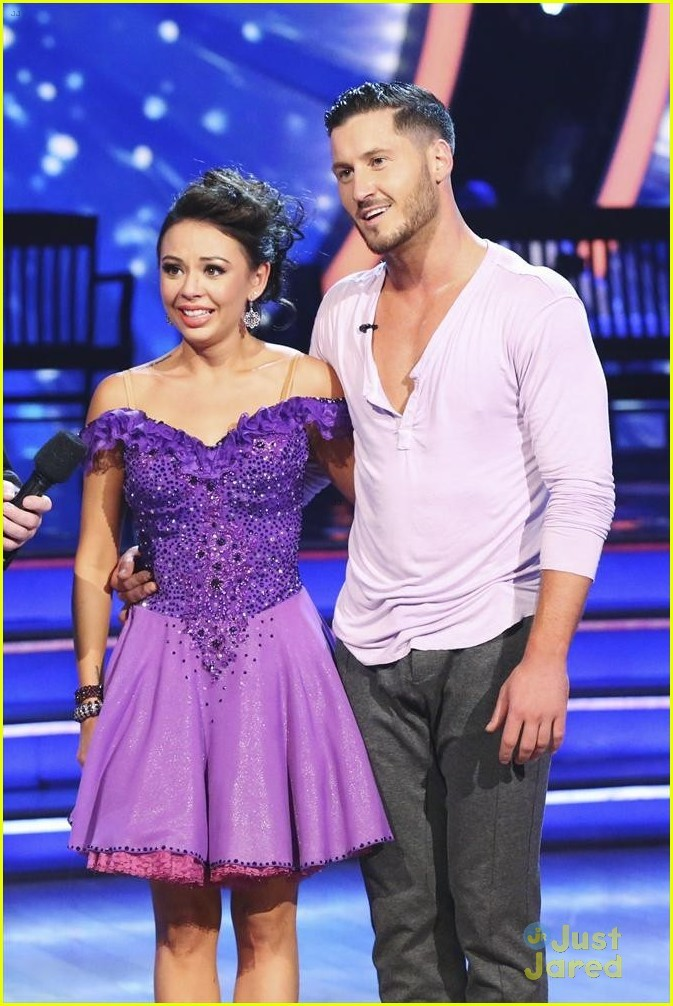 janel and val dating Dancing with the stars pair janel parrish and val chmerkovskiy took a lie detector test answering questions about their relationship -- watch now.