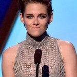 Kristen Stewart nip slip
