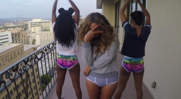 Beyonce's new video