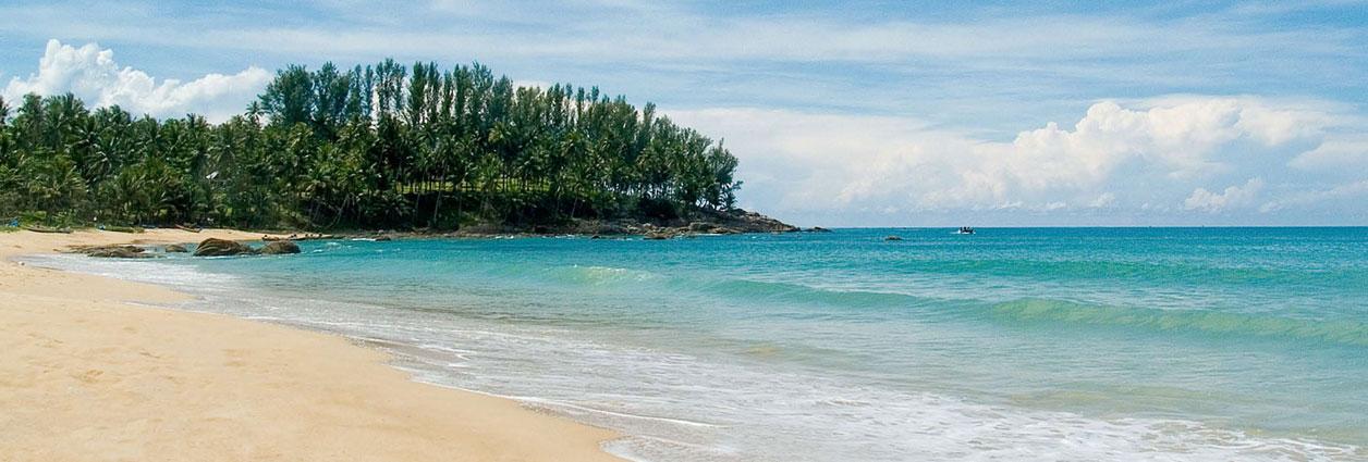 Natai Beach, Thailand