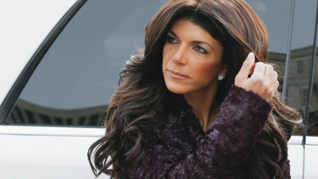 'Real Housewives' Star Teresa Giudice is in Prison