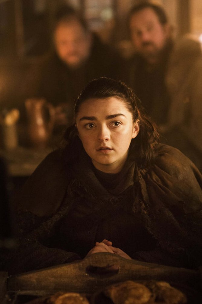 game of thrones season 7 pictures arya