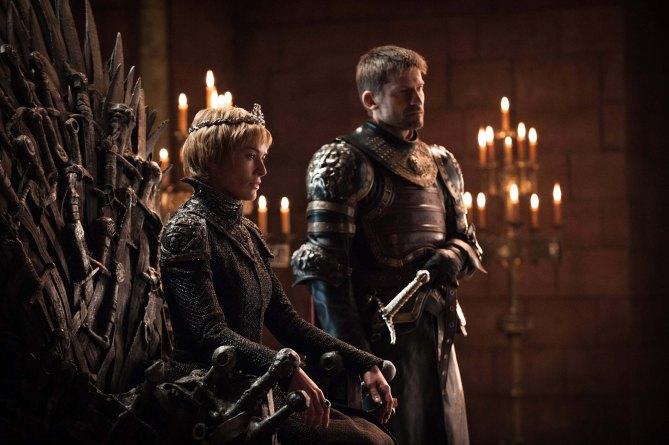 Lannister game of thrones season 7 pictures