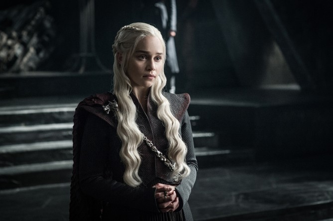Mother of Dragons game of thrones season 7 pictures