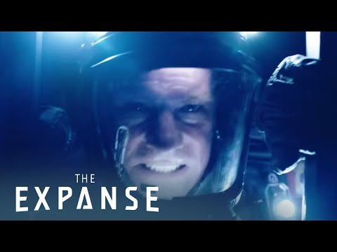 The Expanse Trailer Season 1