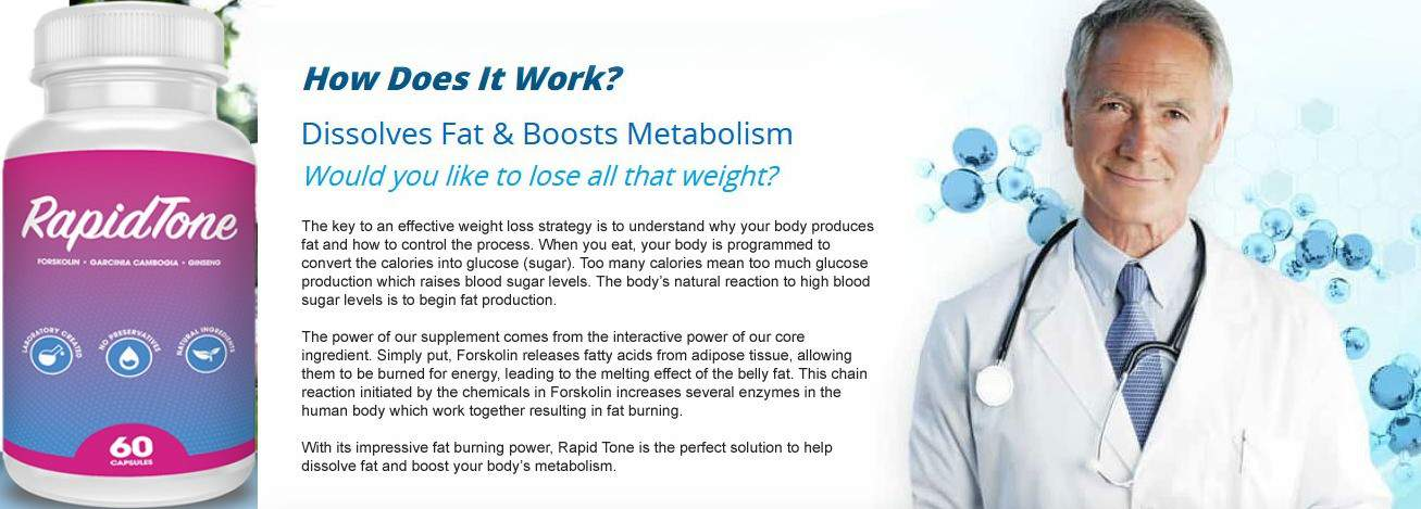 get your rapid tone weight loss formula now