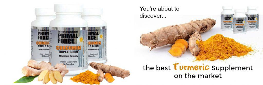 Curcumin Triple Burn Ingredients