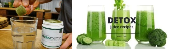 green detox science based super diet