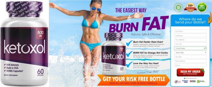 ketoxol is a keto diet pill that can help you lose weight fast.
