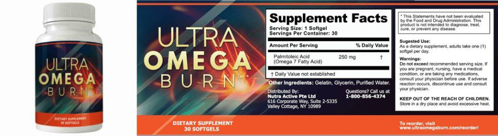 ultra omega burn is a dietary supplement that will help your burn fat quickly and easily.
