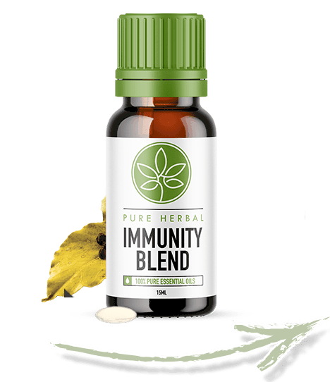 pure herbal immunity blend
