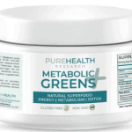 metabolic greens plus by pure health research